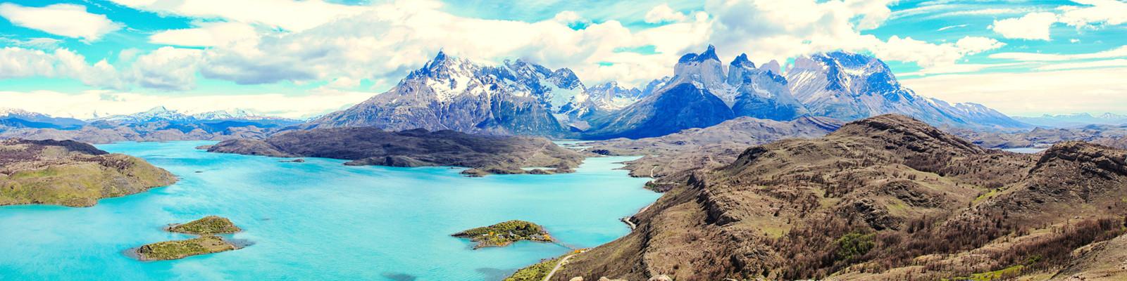 Patagonien auf einer Rundreise durch Chile