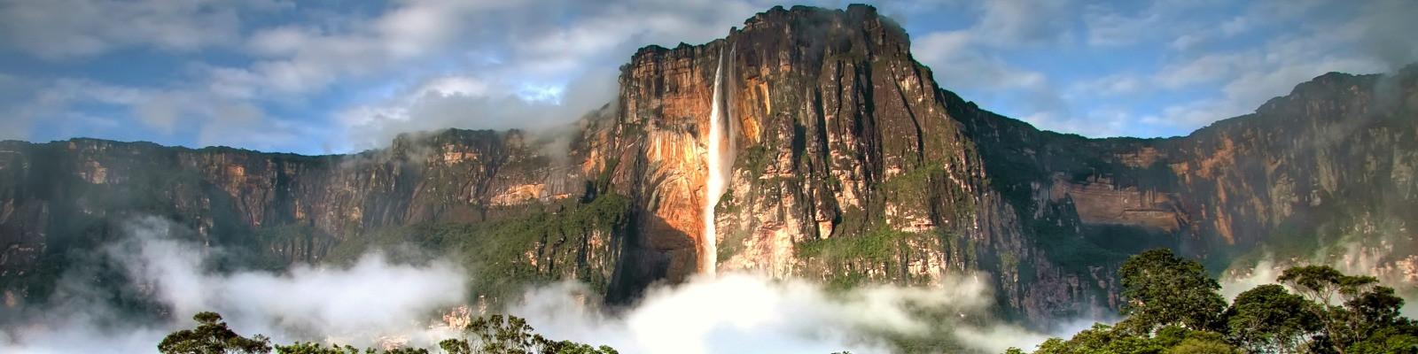 Atemberaubendes Photo auf einer Rundreise durch Venezuela