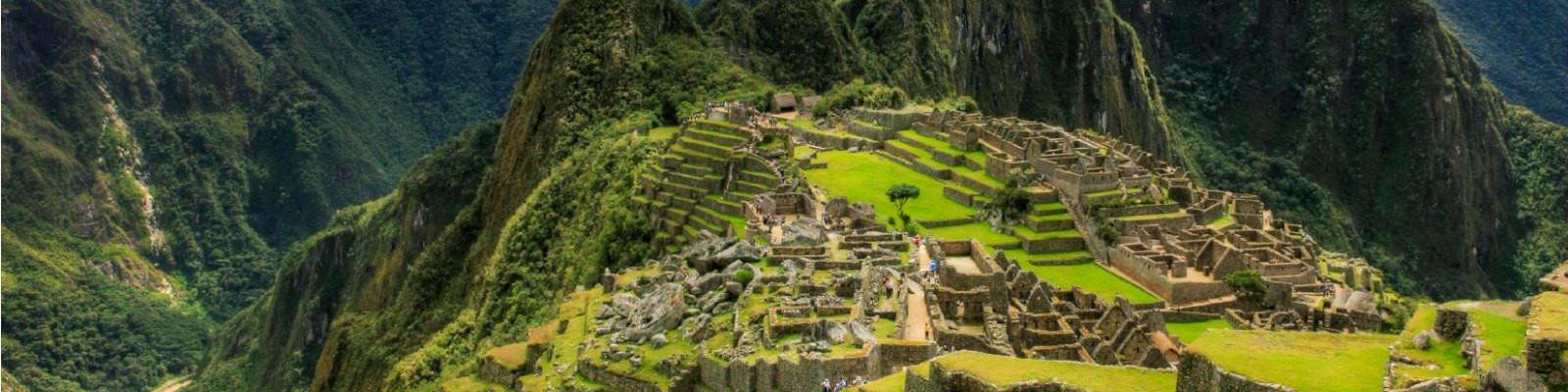 Machu Piccu auf Peru Rundreise