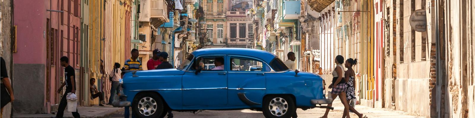 Foto Centraal Amerika reizen