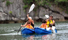 Vietnam tours - Family Adventure Holiday in Vietnam
