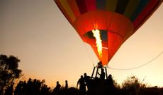 Sri Lanka Rundreisen - Im Heißluftballon über Sri Lanka