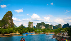 China tours - 8-day highlight tour of Chengdu, Guilin and Shanghai