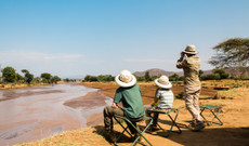 Kenia Rundreisen - Familien-Safari - Natur, Abenteuer und Meer