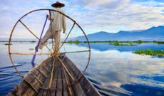 Myanmar Rundreisen - Myanmar Inle See & Weinberge
