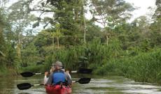 Nicaragua tours - Kayaking the San Juan River