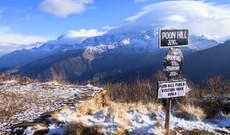 Nepal Rundreisen - Nepal Trip: Leichtes Trekking zum Poon Hill