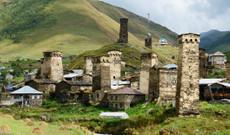 Georgien Rundreisen - Herrliche Landschaften des Großen Kaukasus