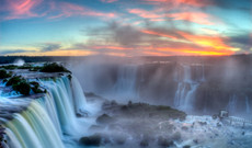 Brazil tours - The Mighty Iguaçu Falls