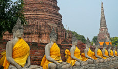Thailand tours - Memorable Central Thailand Tour including Beach Holiday