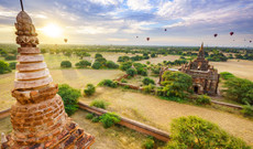 Myanmar Rundreisen - Myanmars, Bagan & der Goldene Felsen