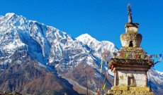 Nepal tours - Trekking Through Annapurna
