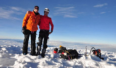 Ecuador tours - Acclimatization Package: Climbing Chimborazo's Peak