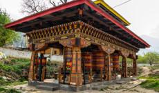 Bhutan Rundreisen - Luxusreise durch das atemberaubende Bhutan