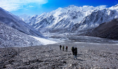 Nepal tours - The Langtang Trek - culture, nature & spirit
