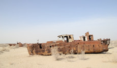 Uzbekistan tours - 10 Day Aral Sea Coast Adventure
