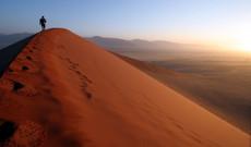 Namibia Rundreisen - Wüste, Wellen, Wilde Tiere