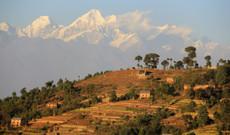 Nepal Rundreisen - Traumhafte Sonnenaufgänge im Himalaya: 7 Tage Himalaya pur