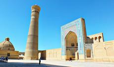 Uzbekistan tours - Discover Ancient Uzbekistan - Group Tour