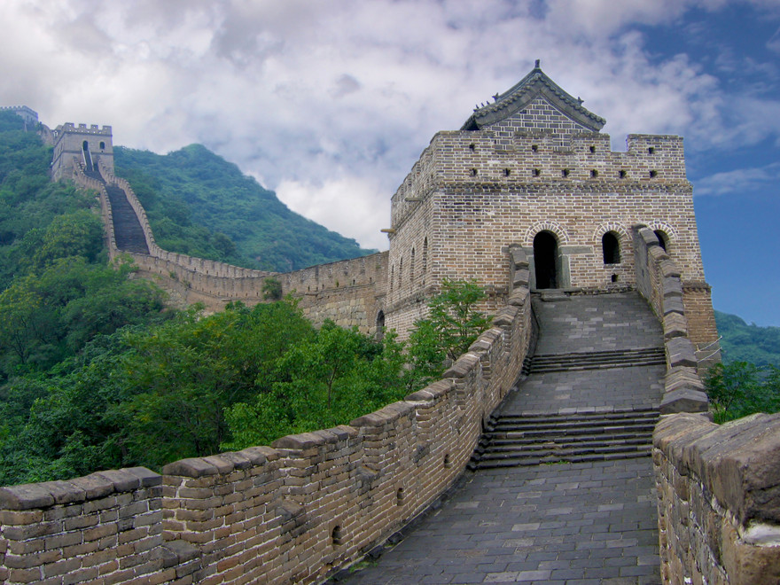 best guided tours to china